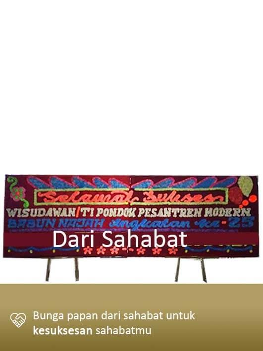 Papan Bunga Congratulation Aceh 01