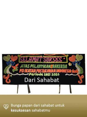 Papan Bunga Congratulation Aceh 03
