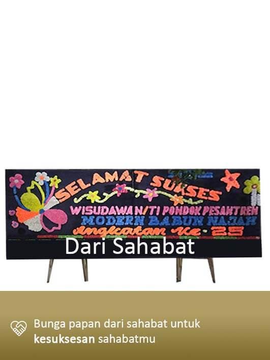 Papan Bunga Congratulation Aceh 06