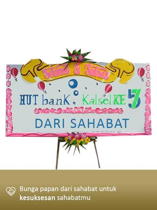 Papan Bunga Congratulation Banjarmasin 03