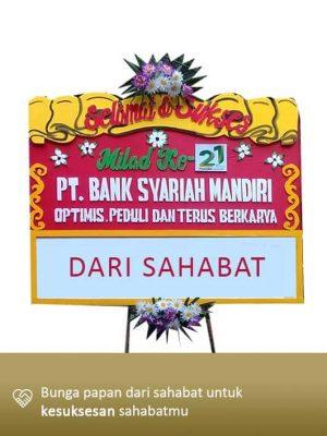 Papan Bunga Congratulation Banjarmasin 04