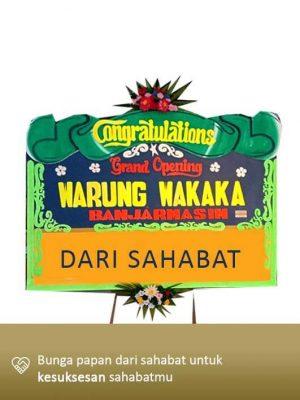 Papan Bunga Congratulation Banjarmasin 05
