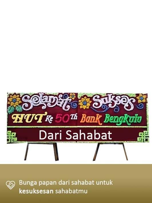 Papan Bunga Congratulation Bengkulu 01