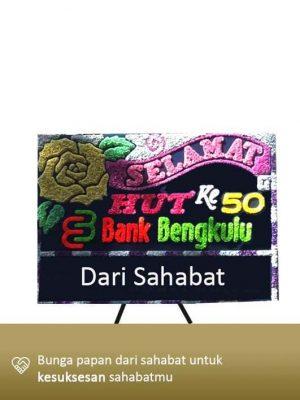 Papan Bunga Congratulation Bengkulu 02