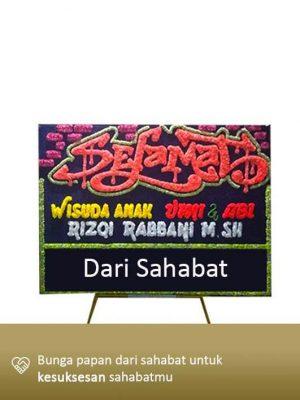 Papan Bunga Congratulation Bengkulu 04