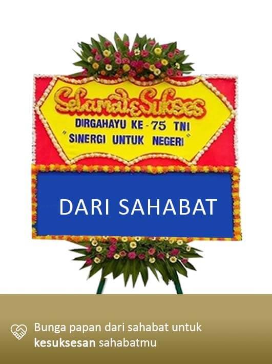 Papan Bunga Congratulation Gorontalo 03`
