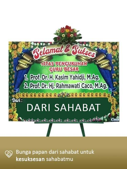 Papan Bunga Congratulation Gorontalo 05