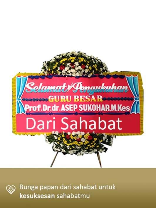 Papan Bunga Congratulation Lampung 01