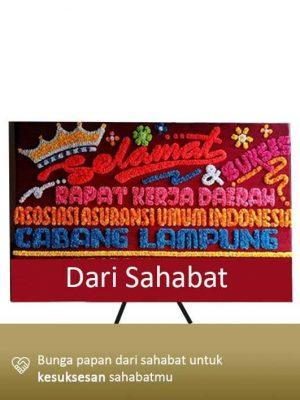 Papan Bunga Congratulation Lampung 02