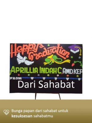 Papan Bunga Congratulation Lampung 03