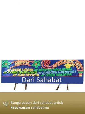 Papan Bunga Congratulation Lampung 07