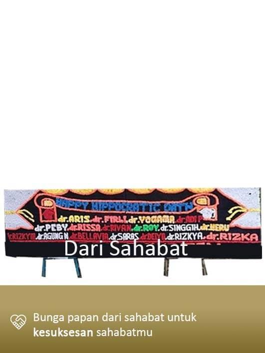 Papan Bunga Congratulation Lampung 08