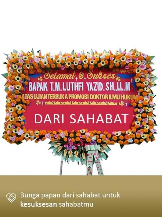 Papan Bunga Congratulation Mataram 01