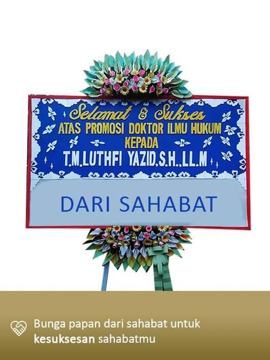 Papan Bunga Congratulation Mataram 05