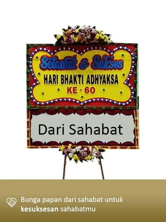 Papan Bunga Congratulation Pangkal Pinang 01