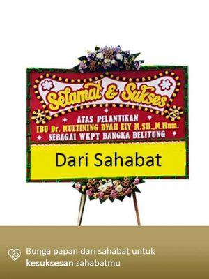 Papan Bunga Congratulation Pangkal Pinang 03