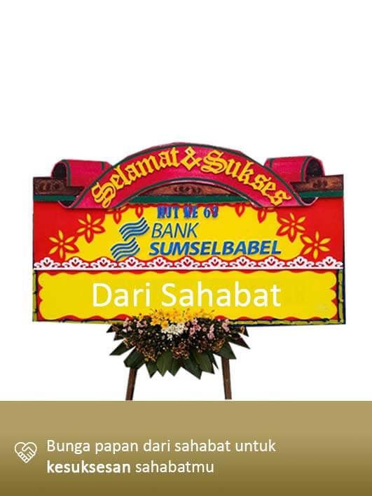 Papan Bunga Congratulation Pangkal Pinang 07