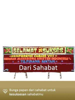 Papan Bunga Congratulation Tanjung Pinang 01