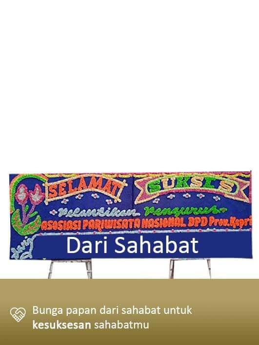 Papan Bunga Congratulation Tanjung Pinang 04