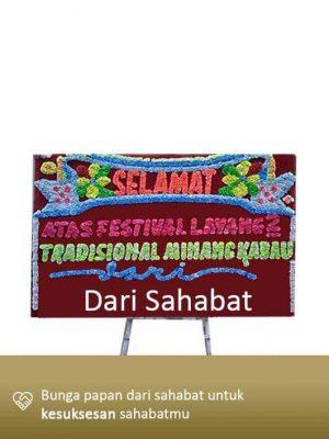 Papan Bunga Congratulation Tanjung Pinang 06