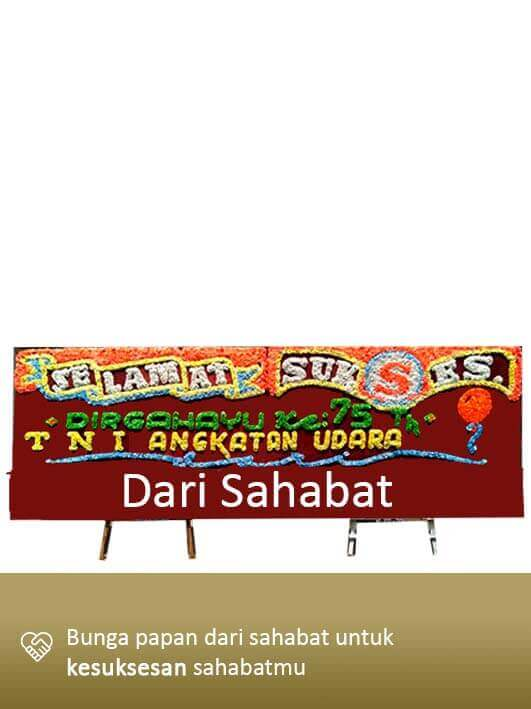 Papan Bunga Congratulation Tanjung Pinang 07