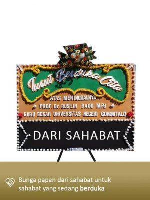 Papan Bunga Dukacita Gorontalo 01