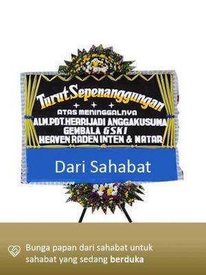 Papan Bunga Dukacita Lampung 05