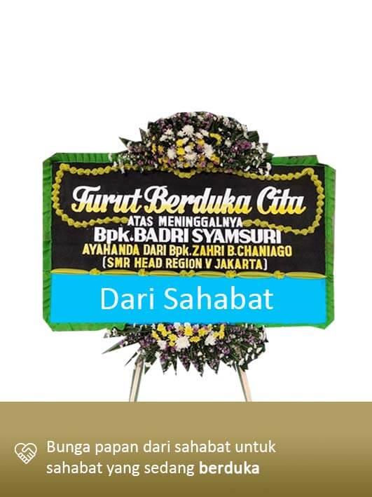 Papan Bunga Dukacita Lampung 06