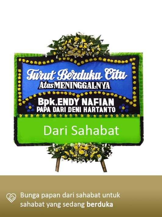 Papan Bunga Dukacita Lampung 08