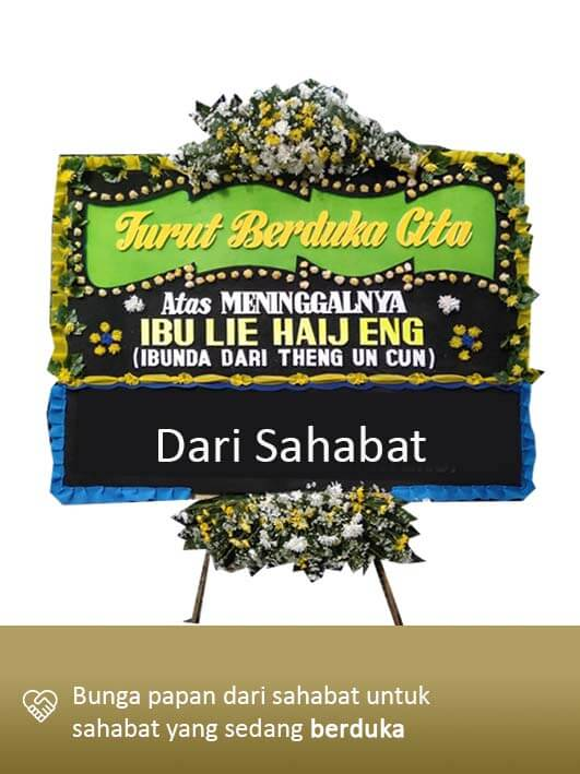 Papan Bunga Dukacita Lampung 10