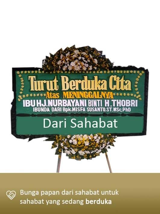 Papan Bunga Dukacita Lampung 11