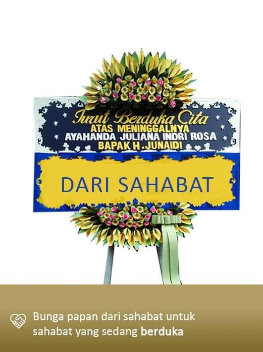 Papan Bunga Dukacita Mataram 05