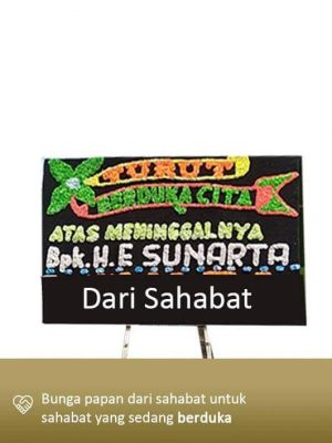 Papan Bunga Dukacita Tanjung Pinang 05