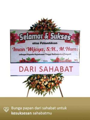 Papan Bunga Congratulation Palangkaraya 01