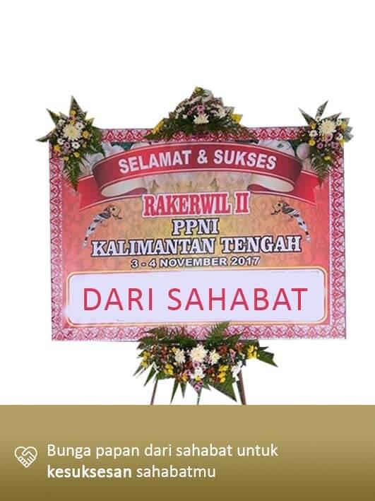 Papan Bunga Congratulation Palangkaraya 05