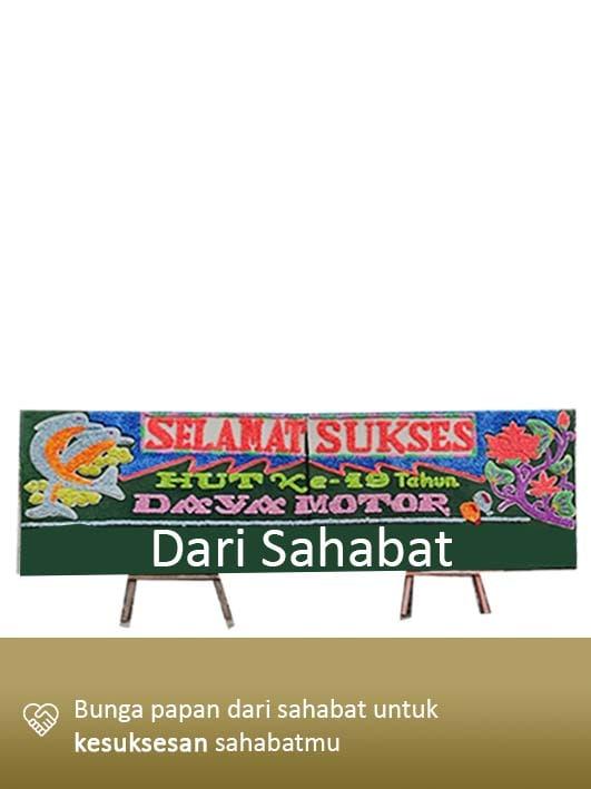 Papan Bunga Congratulation Palembang 02