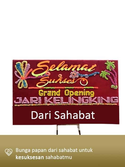 Papan Bunga Congratulation Palembang 03