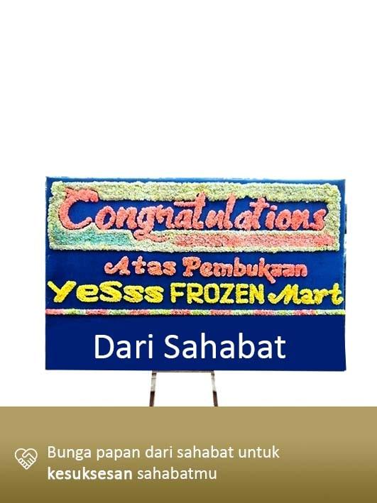 Papan Bunga Congratulation Palembang 04