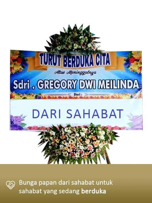 Papan Bunga Dukacita Palangkaraya 01