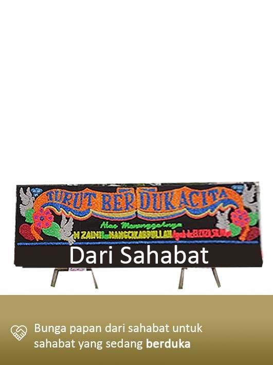 Papan Bunga Dukacita Palembang 01