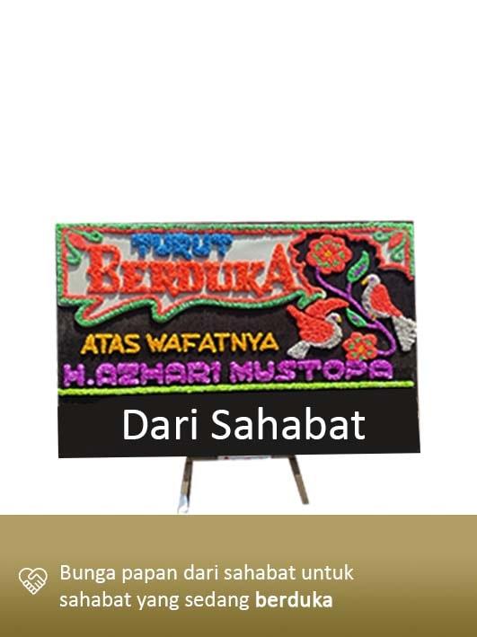 Papan Bunga Dukacita Palembang 02
