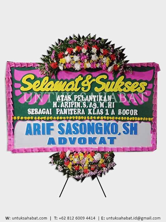 Karangan Bunga Congratulation Bogor 01
